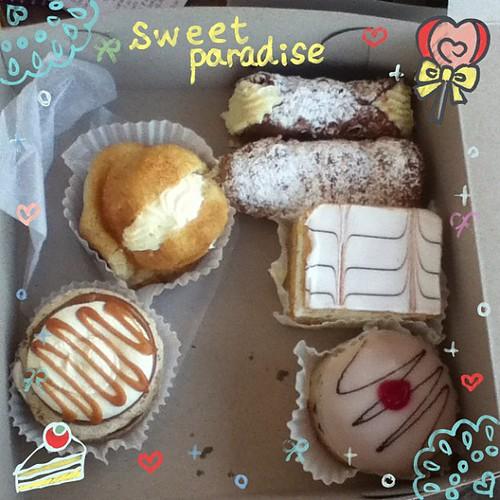 Italian pastries <3