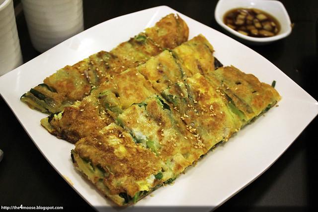 Seoulria - Seafood Pancake