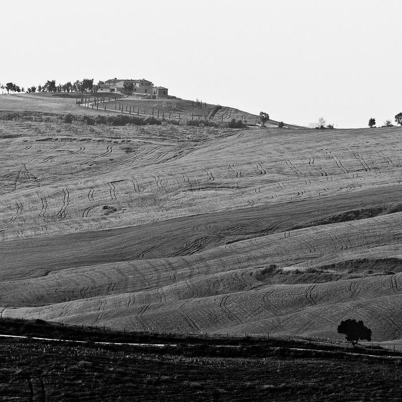 near Pienza