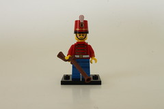 LEGO Minifigures: Character Encyclopedia - Toy Soldier