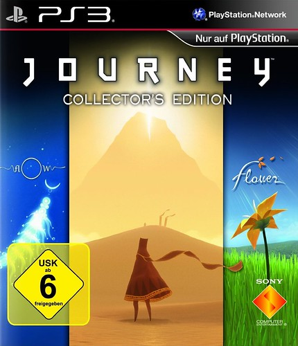 Journey Collectors Edition PlayStation 3