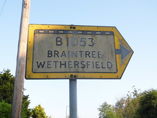 Braintree sign use