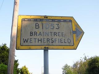 Braintree sign use