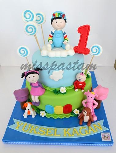 Pepe cake by MİSSPASTAM