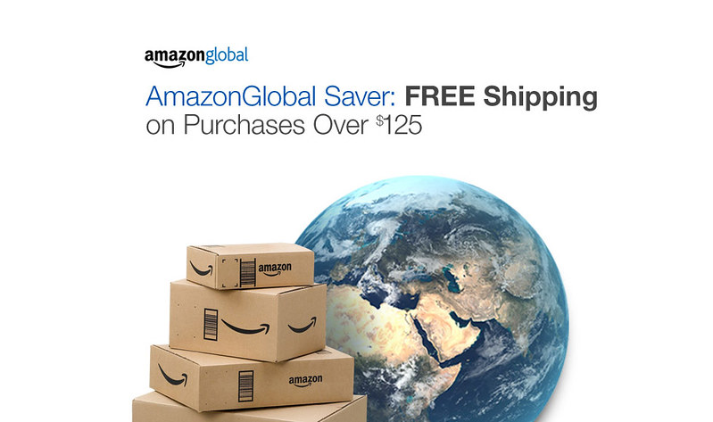AmazonGlobal Saver Shipping