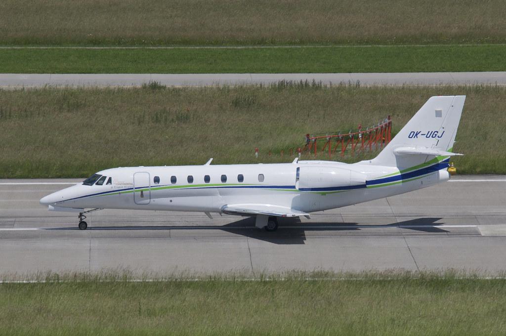 OK-UGJ - C680 - Travel Service