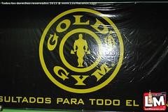 Actividades 2do. Aniversario @ Gold's Gym Moca