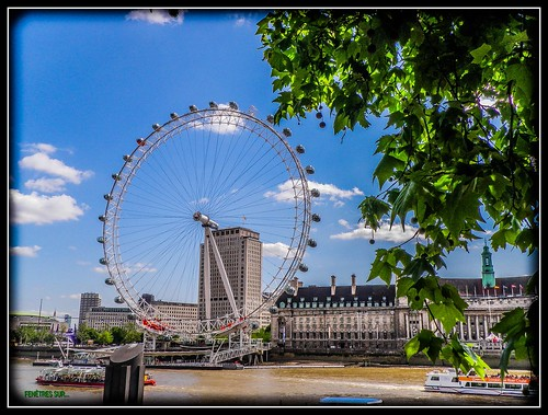 THE LONDON EYE by régisa
