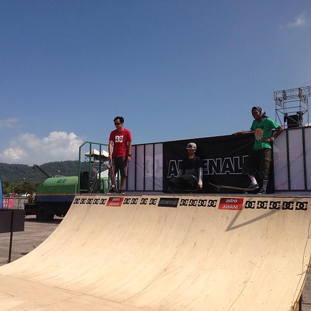 Mana skaters Penang smua??? Pakat mai #adrenalindc open!! Dkt booth #astroawani di #astroplanetgempak