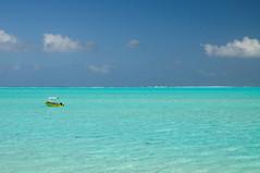 tropics, horizon, sea, body of water, wave, caribbean, sky,