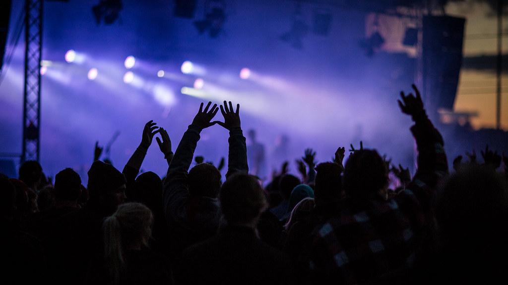 Stemningsbilde Hovefestivalen 2013
