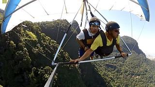 To hang gliding at Estilo Voo Livre - Asa Delta e Parapente - Things to do in Rio de Janeiro