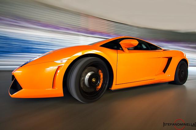 Lamborghini Gallardo LP 550-2 Bicolore - Running