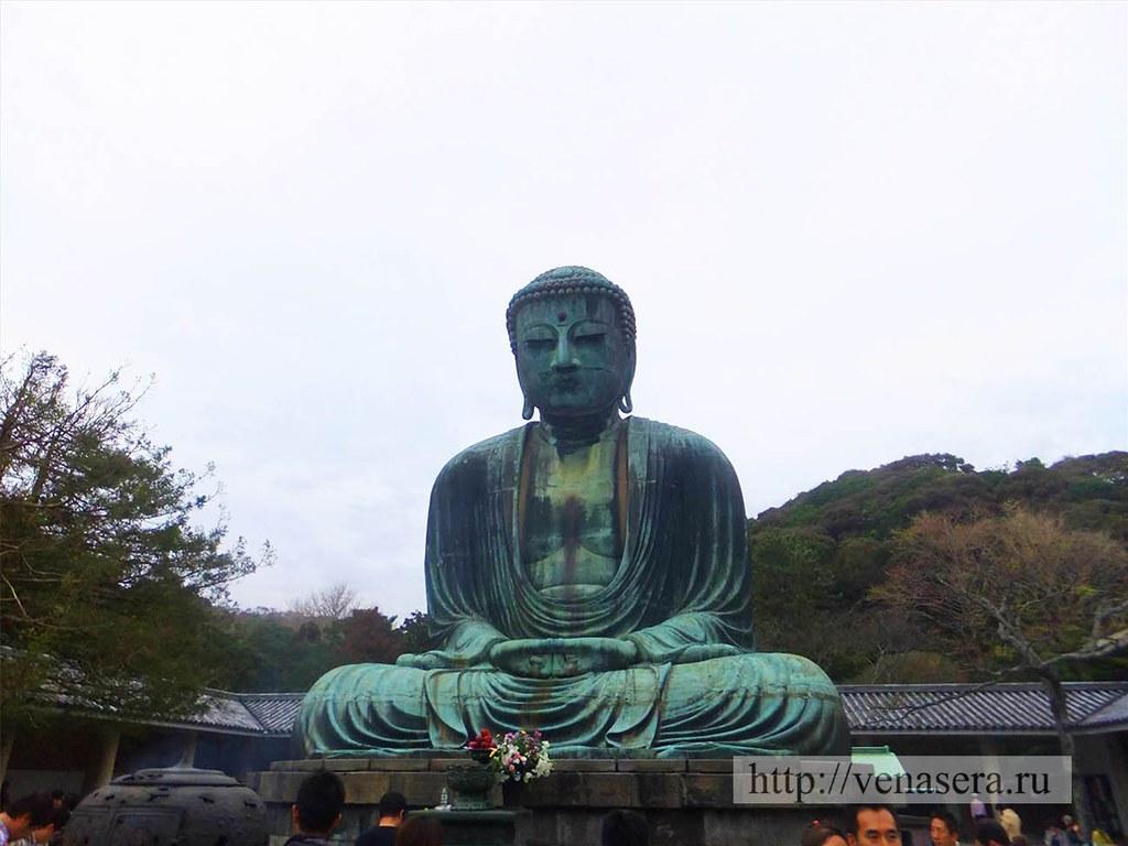Статуя Будды в Камакура