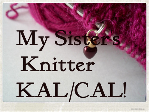 my sisters knitter