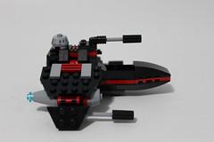 LEGO Star Wars SDCC 2013 JEK-14 Mini Stealth Starfighter