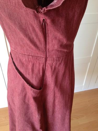 Simplicity 1577 side zip