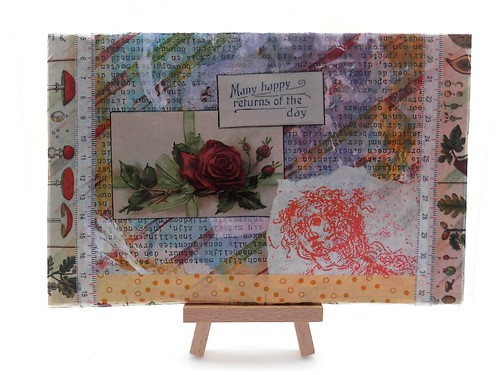 Mail Art Bonus 2013-371 back by Miss Thundercat