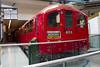 ロンドン交通博物館で世界初の地下鉄を見る
