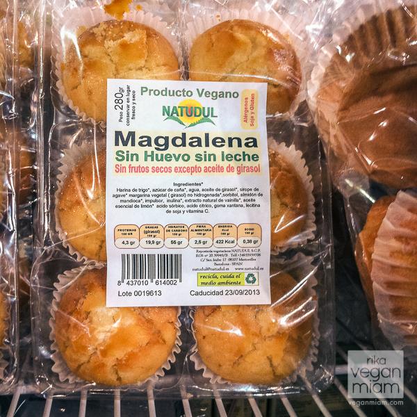 Vegan finds at groceries in valencia spain vegan miam - Vicente navarro valencia ...