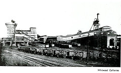 Whitwood Colliery ©Crown Copyright