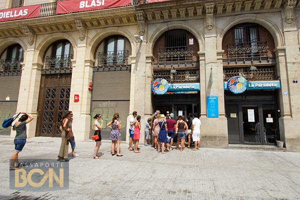 La Paradeta, Barcelona