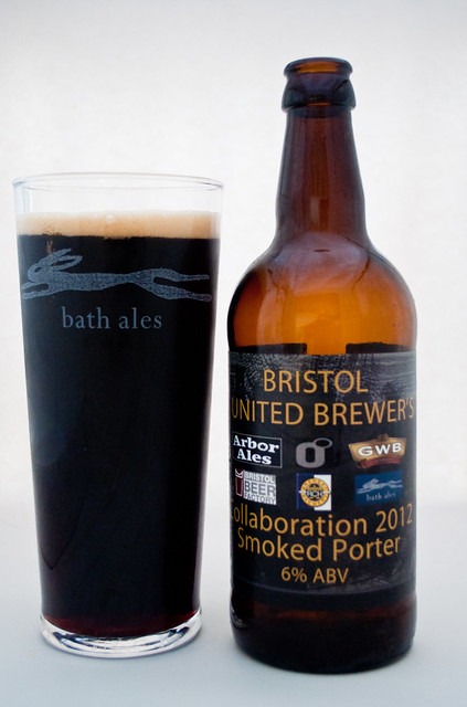 Bristol United Brewer's Colaboration 2012 Smoked Porter