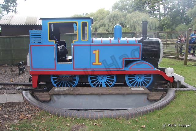 Thomasland at Drayton Manor