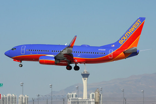 N752SW Southwest Airlines 737-7H4...