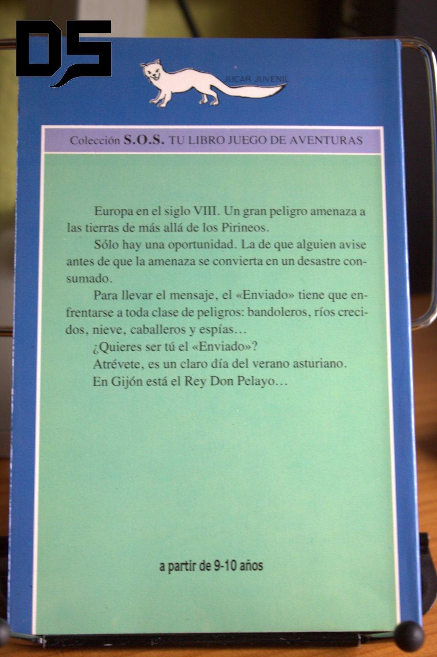 Contraportada y Sinopsis del libro