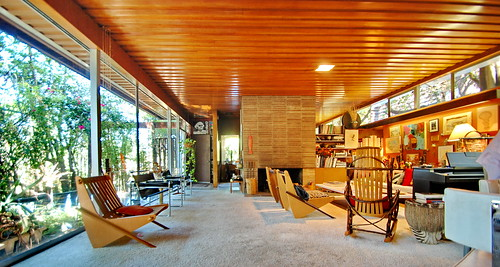 Reunion House, Richard Neutra 1949 (Remodeled by Dion Neutra 1966)