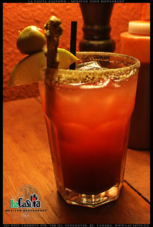Bloody Caesar hailed as nation's favourite cocktail at La Casita Gastown in Vancouver, BC