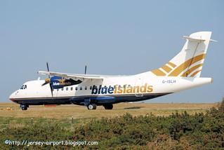G-ISLH ATR 42-320