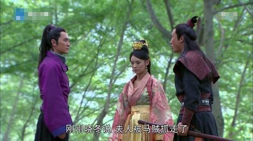 17-高長恭-曉冬說夫人被馬賊擄走了