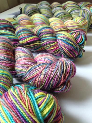 Gabriela Kos yarn