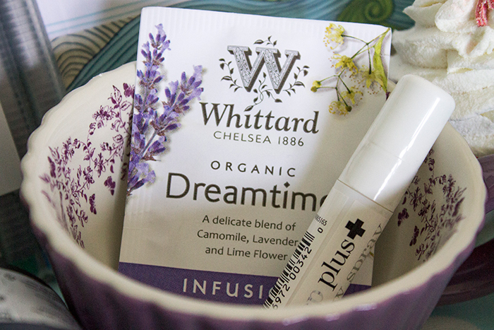 De Stress Routine: Whittards Dreamtime Tea and This Works Sleep Plus Pillow Spray