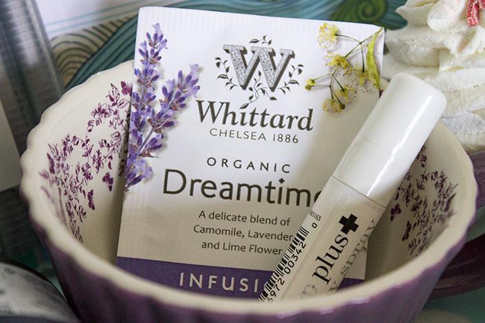 De Stress Routine: Whittards Dreamtime Tea and This Works Sleep Plus Pillow Spray
