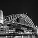Harbor Bridge by Paul Ryjkoff