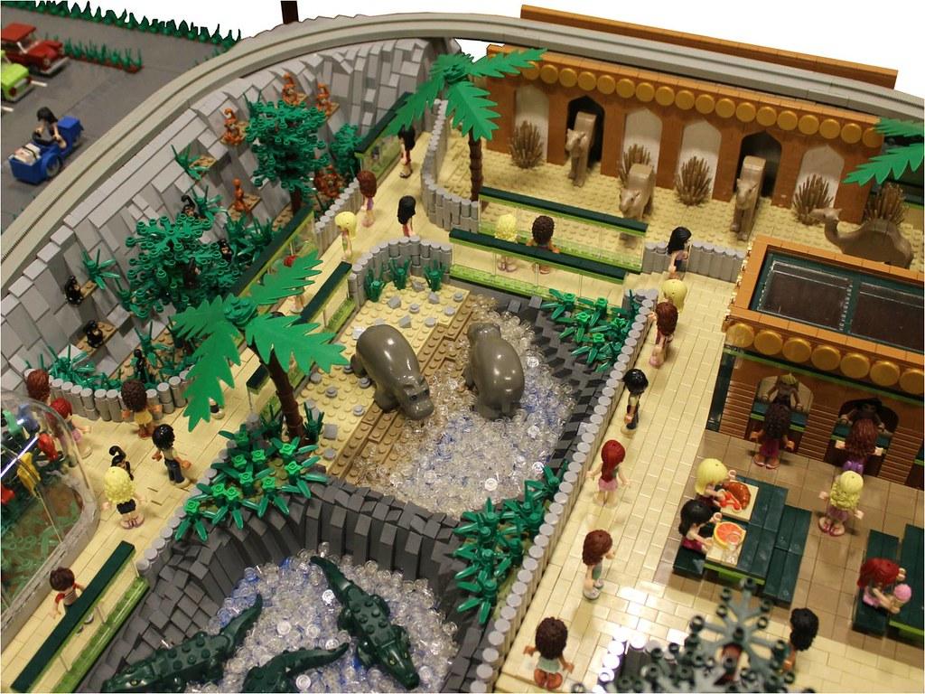 Friends Animal Park - Building LEGO - BRICKPICKER
