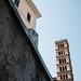 Saint Mary in Cosmedin by lorenzoviolone