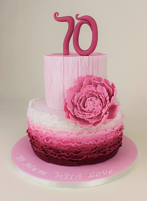 Cake by Carley Cakes