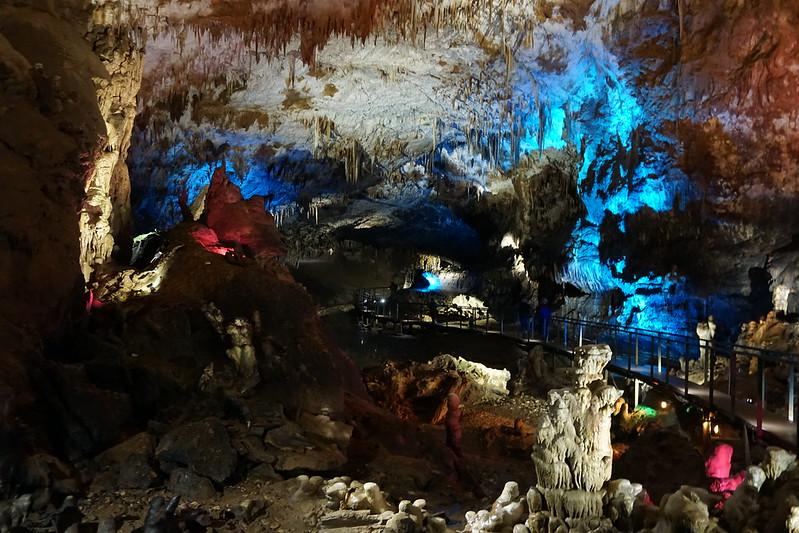 Prometheus Cave, Georgia