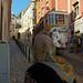 Funicular tram, Lisbon by glancs