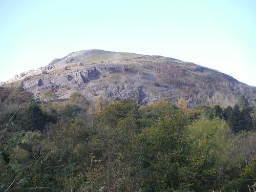Cribarth Mountain
