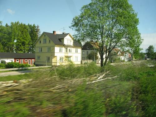 2010 train tåg västragötaland västtrafik