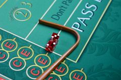 Dice & Stick on Craps - Must Link to https://thoroughlyreviewed.com
