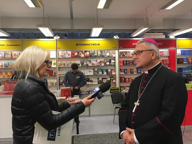 Otwarcie XIX Targów Wydawców Katolickich, 17 XI 2016, Lublin