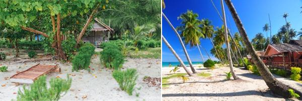 Akomodasi Pulau Banyak
