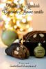 Biscotti mandorle, cioccolato e limone candito