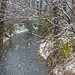 Winter's First Snowfall Over Prairie Creek by myoldpostcards